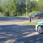 Nepasverta rizika kelyje – vos sėdę prie vairo, teisę vairuoti prarado